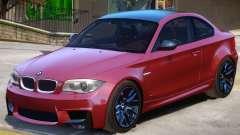 BMW M1 E82 V1.1 for GTA 4