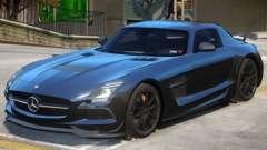 Mercedes Benz SLS V1 for GTA 4