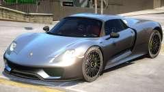 Porsche 918 Spyder V1 for GTA 4