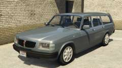 GAZ 31022 Volga universal for GTA 5