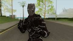 Black Panther (Marvel Dimension Of Heroes) for GTA San Andreas
