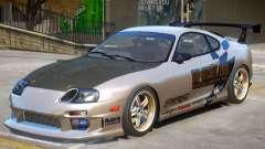 Toyota Supra V2 PJ for GTA 4