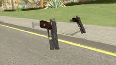 Hawk And Little Pistol GTA V Black (New Gen) V5 for GTA San Andreas