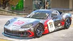 Chevrolet Corvette GT PJ1 for GTA 4