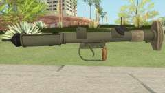 PIAT (Day Of Infamy) for GTA San Andreas