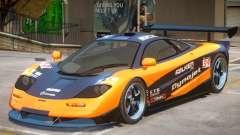 McLaren F1 V2 PJ1 for GTA 4