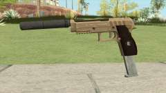 Hawk And Little Pistol GTA V (Army) V7 for GTA San Andreas
