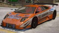 Lamborghini Murcielago GT for GTA 4