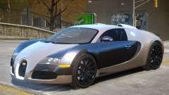 Bugatti Veyron V1 R1 for GTA 4