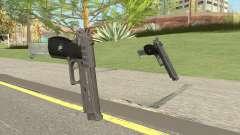 Hawk And Little Pistol GTA V (Platinum) V2 for GTA San Andreas