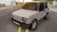 Fiat 126p 650E for GTA San Andreas