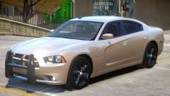 Dodge Charger FBI R2