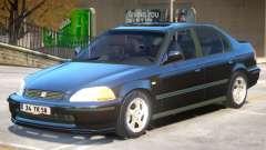 Honda Civic V1.1 for GTA 4