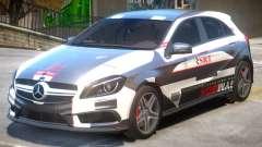 Mersedes Benz A45 PJ3 for GTA 4