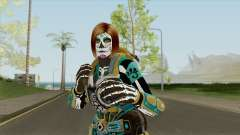 Anya (Gears Of War 4: Day Of The Dead) for GTA San Andreas
