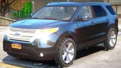 Ford Explorer V1 for GTA 4