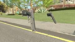 Hawk And Little Pistol GTA V Black (Old Gen) V1 for GTA San Andreas