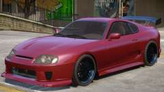 Toyota Supra V2.0 for GTA 4