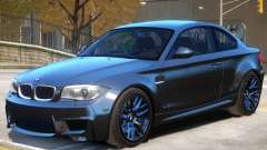 BMW 1M Improved for GTA 4