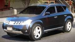 Nissan Murano V1 for GTA 4
