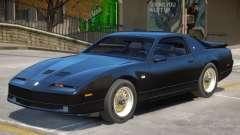 Pontiac Firebird for GTA 4