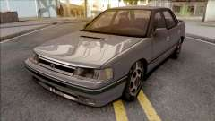 Subaru Legacy RS 1990 Grey for GTA San Andreas