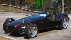 Caterham Superlight V1 for GTA 4