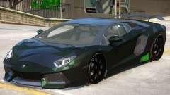 Lamborghini LP760 4 Camo for GTA 4