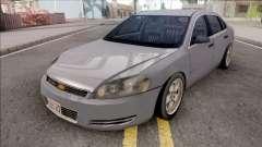Chevrolet Impala 2007 Lowpoly for GTA San Andreas