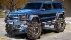 Jeep Cherokee Custom for GTA 4