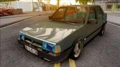 Tofas Dogan SLX Green for GTA San Andreas
