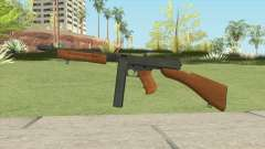 Thompson M1928 (Day Of Infamy) for GTA San Andreas