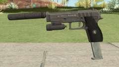 Hawk And Little Pistol GTA V (Platinum) V3 for GTA San Andreas