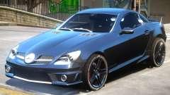 Mercedes Benz SLK 55 for GTA 4