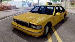 Taxi Cutscene for GTA San Andreas