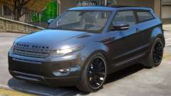 Range Rover Evoque V2 for GTA 4