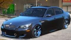 BMW M5 E60 V1.2 for GTA 4