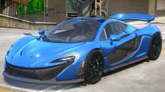 McLaren P1 Upd for GTA 4