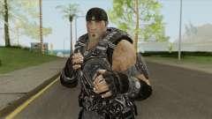 Marcus Black Steel (Gears Of War 4) for GTA San Andreas
