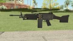 M249 (Insurgency) for GTA San Andreas