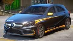 Mersedes Benz A45 PJ5 for GTA 4