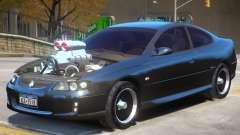 Holden Monaro Custom for GTA 4