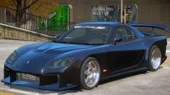 Mazda RX-7 V1.2 for GTA 4