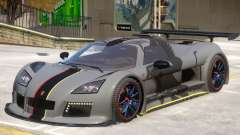 Gumpert Apollo PJ1 for GTA 4