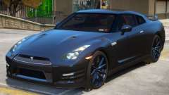 Nissan GT-R V2 for GTA 4