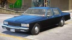 1989 Chevrolet Caprice V1 for GTA 4