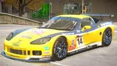 Chevrolet Corvette GT PJ4 for GTA 4