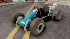 CTR Nitro-Fueled Kart for GTA San Andreas