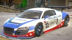 Audi R8 GT-S V1 PJ4 for GTA 4