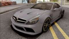 Mercedes-Benz SL65 AMG 2012 for GTA San Andreas